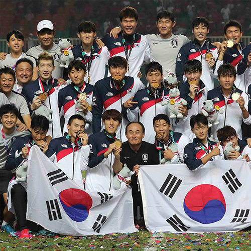[월드타임즈] Korea Wins Gold At The Asian Games